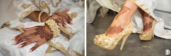 Henné mariage oriental à Marseille
