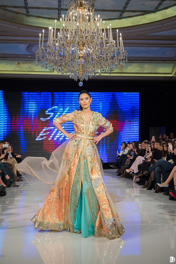 Caftan du maroc, Paris Fashion week 2017 Sihem El habti