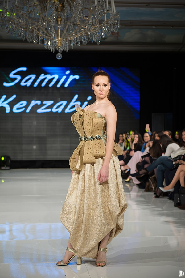 Caftan du maroc, Paris Fashion week 2017 Samir Kerzabi