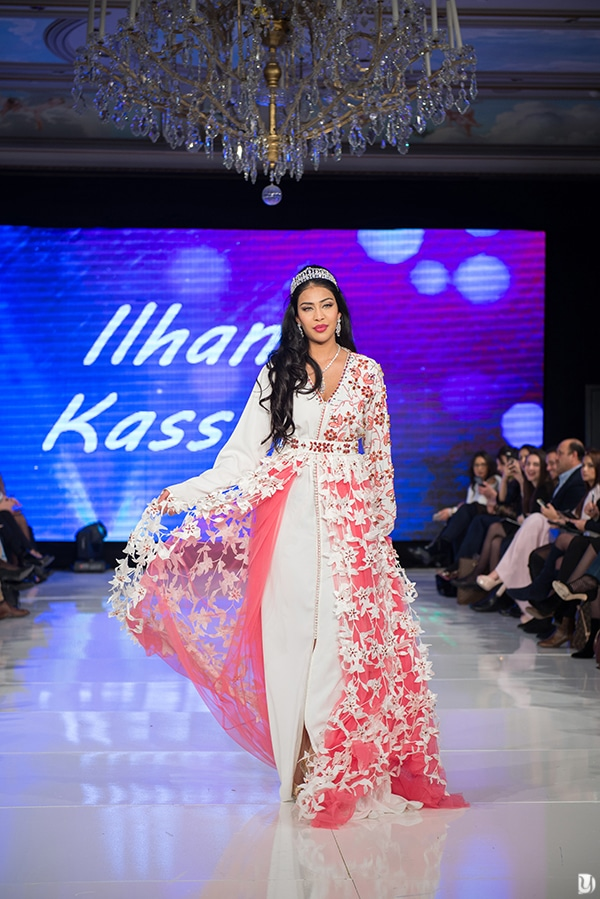 Caftan du maroc, Paris Fashion week 2017 Ilham Kassimi