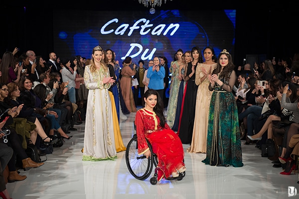 Caftan du maroc, Paris Fashion week 2017 Georges V
