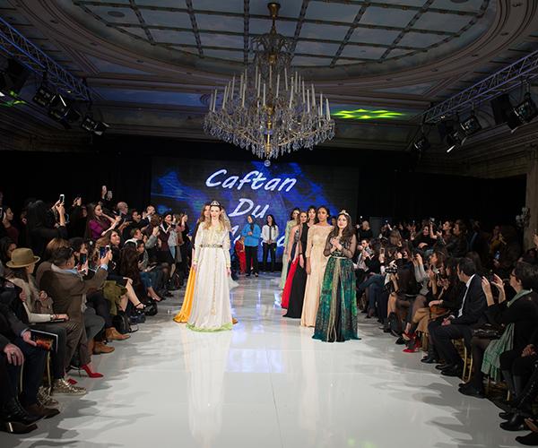 Paris fashion week 2017 | Caftan du Maroc Premium Signature