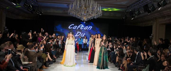 Caftan du Maroc Premium Signature, Paris fashion week 2017