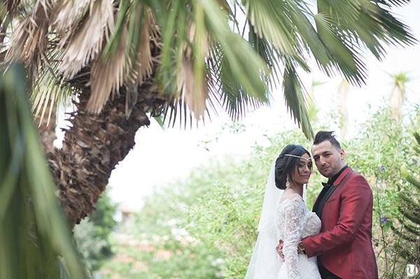 mariage à pierrefeu dans le var