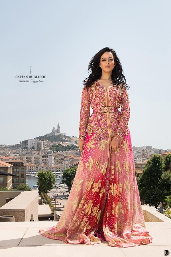 Location robe orientale à Marseille
