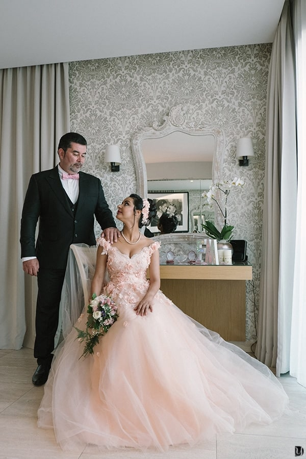séance couple de marié avec Yassine Daoudi Photographe