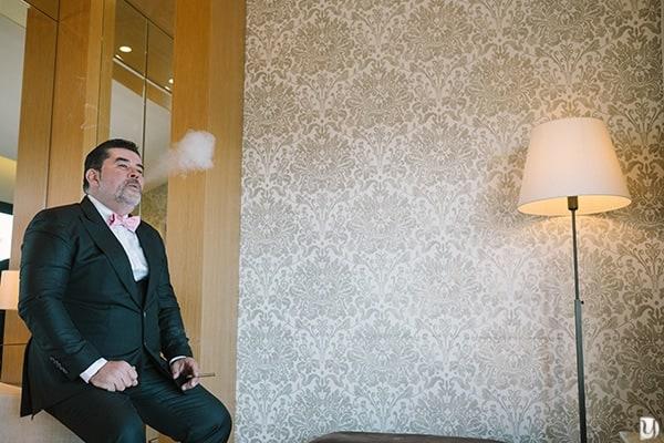 Détente marié à l'hôtel la farandole sanary