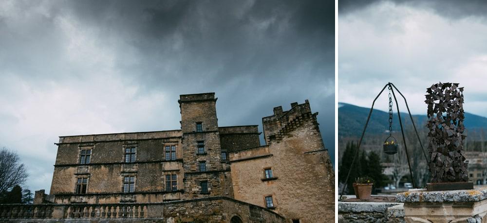 château Lourmarin