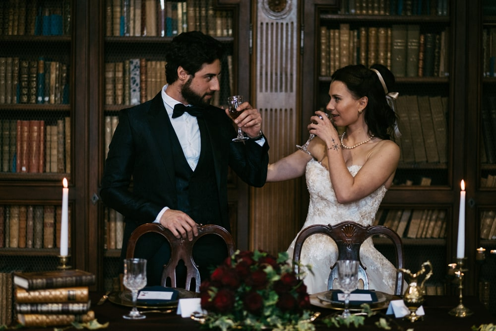 Tchin tchin mariage
