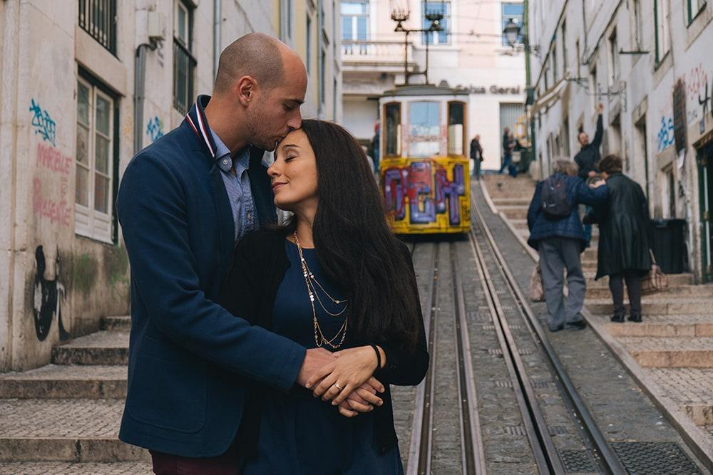 Séance portrait à Lisbonne