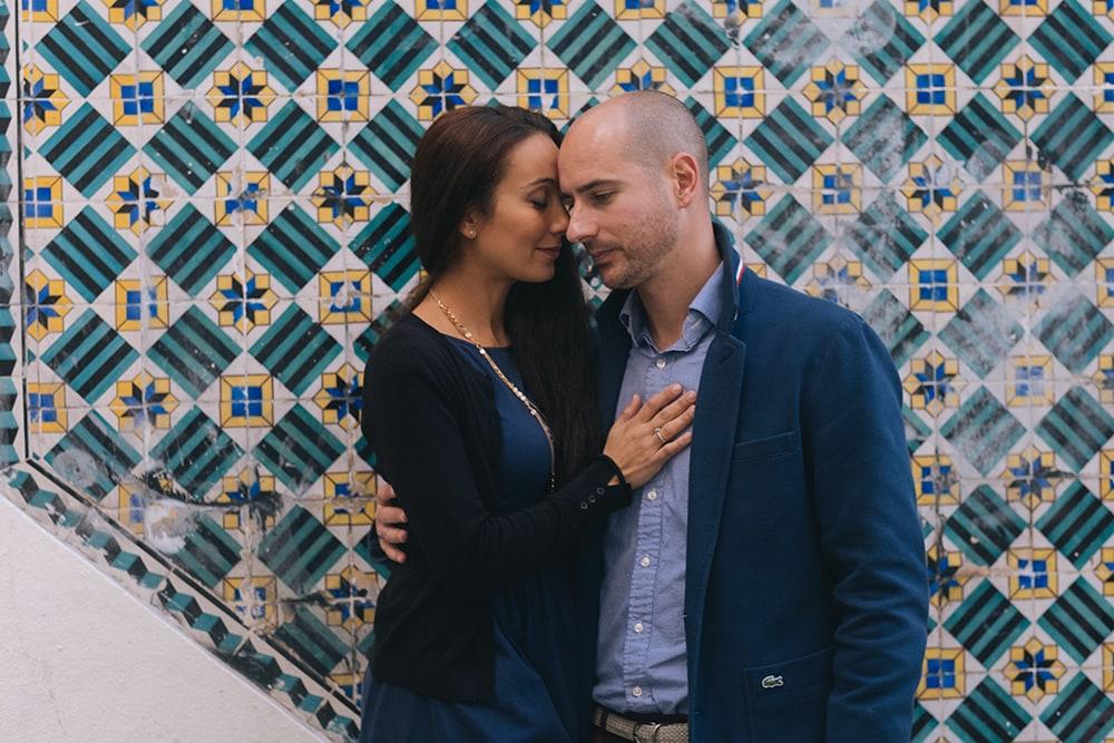 Amoureux à Lisbonne