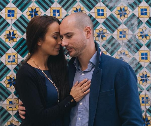 Séance photos Lifestyle dans les ruelles de Lisbonne