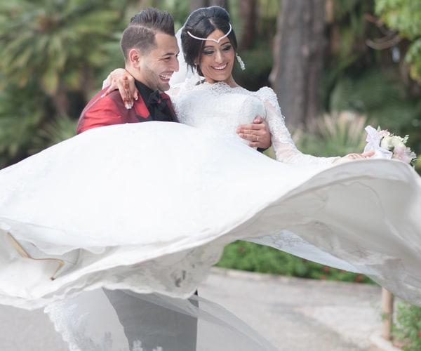 Photographe à Pierrefeu du Var | Reportage mariage