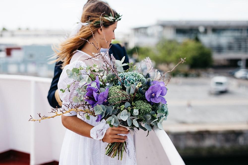 Conseil pour choix des accessoires pour la robe de mariée
