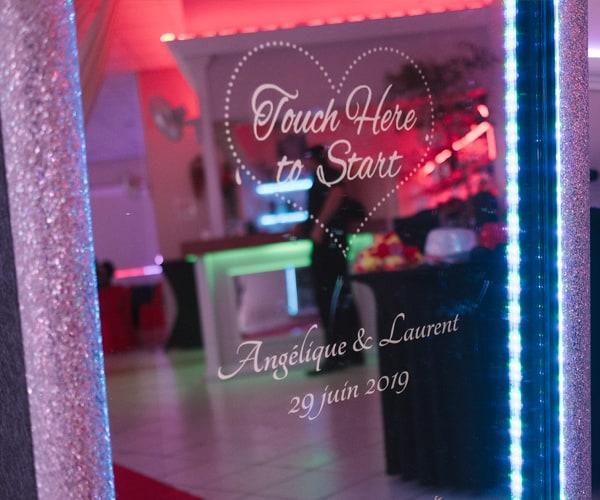 Location photobooth à Toulon pour vos événements | Miroir Magique