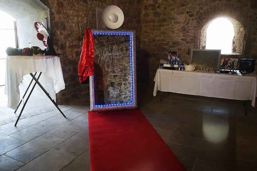 Location photobooth à Toulon