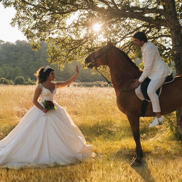 Photo reporter de mariage à Toulon