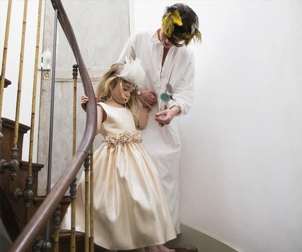 Comment bien choisir la robe de cérémonie de votre fille pour un mariage ?