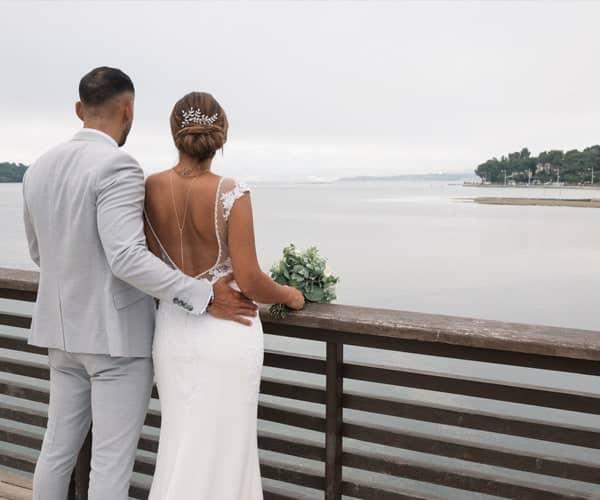 6 lieux pour des photos de mariage à Toulon
