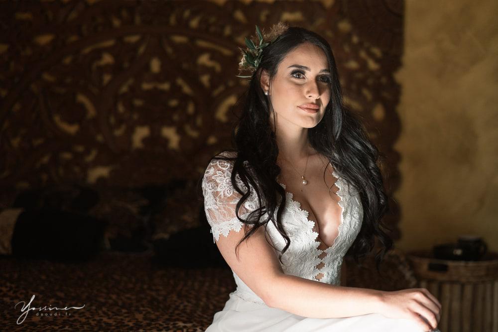 Robe de mariée à Toulon