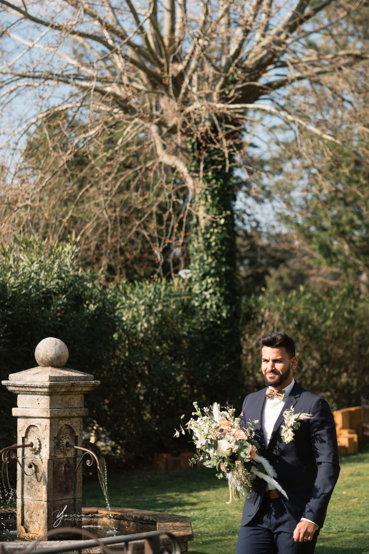 Bouquet fleur de mariage