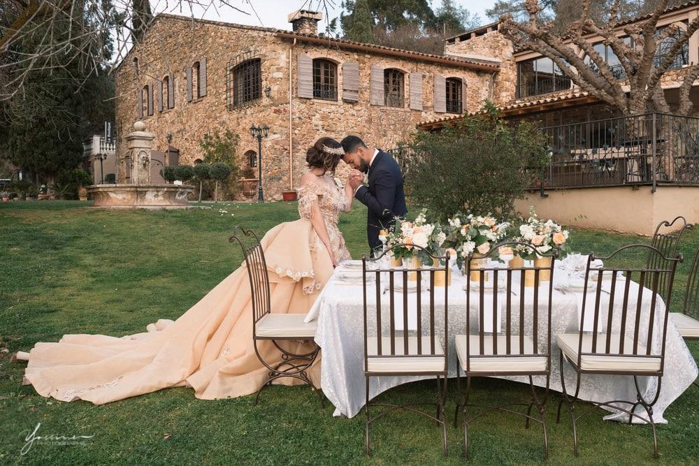 Photos de mariage de luxe